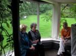 Arleyn Levee, Betsy Shure Gross and George deGolian